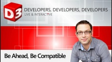 Jonathan Rozenblit on Be Ahead, Be Compatible with Internet Explorer 10