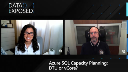 Azure SQL Capacity Planning: DTU or vCore?