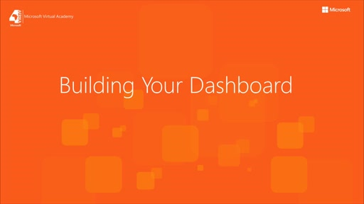 Building Your Dashboard (Arabic)