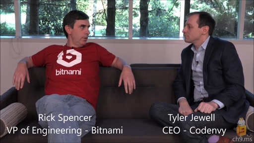 Developer Couch Series: Codenvy on Their Language Server Announcement