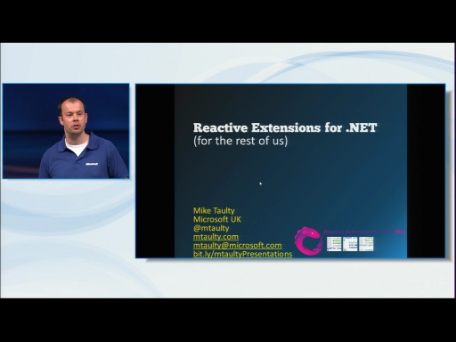 Reactive Extensions for .NET for the Rest of Us