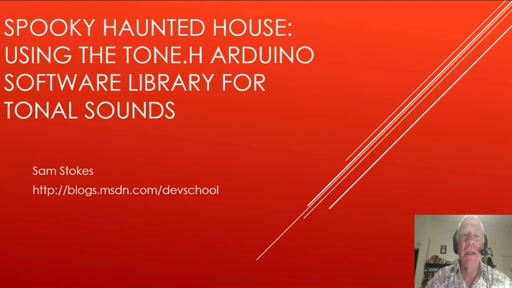 (Part 3) How to Build Your Own Spooky Haunted House: Adding Tonal Sounds