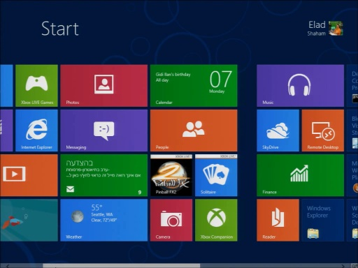 Windows 8 Camp: Building Metro-style Apps with XAML and C# - Part 1