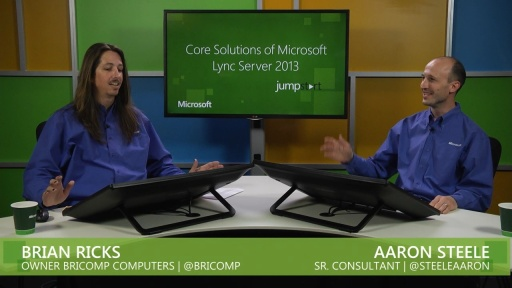 Core Solutions of Microsoft Lync Server 2013: (11a) DEMO-Disaster Recovery