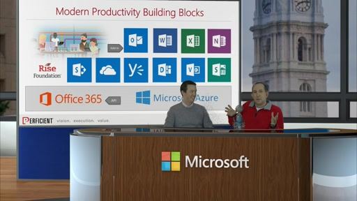 2016-03-07 Mid-Day Cafe: Matter Center for Office 365
