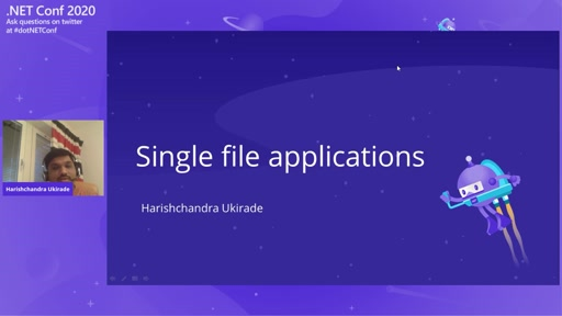 Overview of Single File Applications in .NET 5