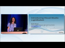 Introduction to Visual Studio Lightswitch