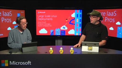 Creating Large Scale Linux Deployments on Azure