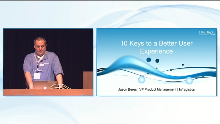 Usability in Practice: 10 Keys to a Better User Experience for XAML Based Applications