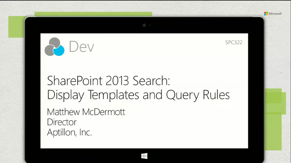 SharePoint 2013 Search display templates and query rules ...