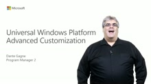 Universal Windows Apps: coding for different devices