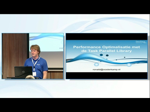Performance Optimalisatie met de Task Parallel Library