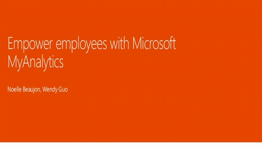 Empower employees with Microsoft Delve Analytics