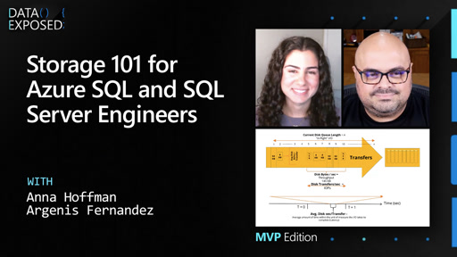 Storage 101 for Azure SQL and SQL Server Engineers