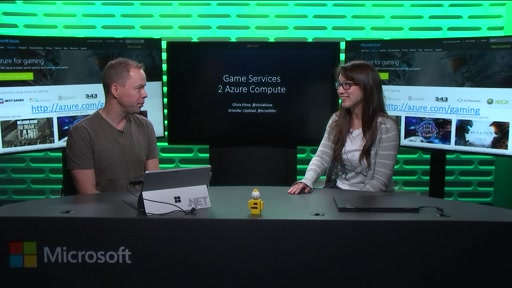 2. Azure Compute for Games