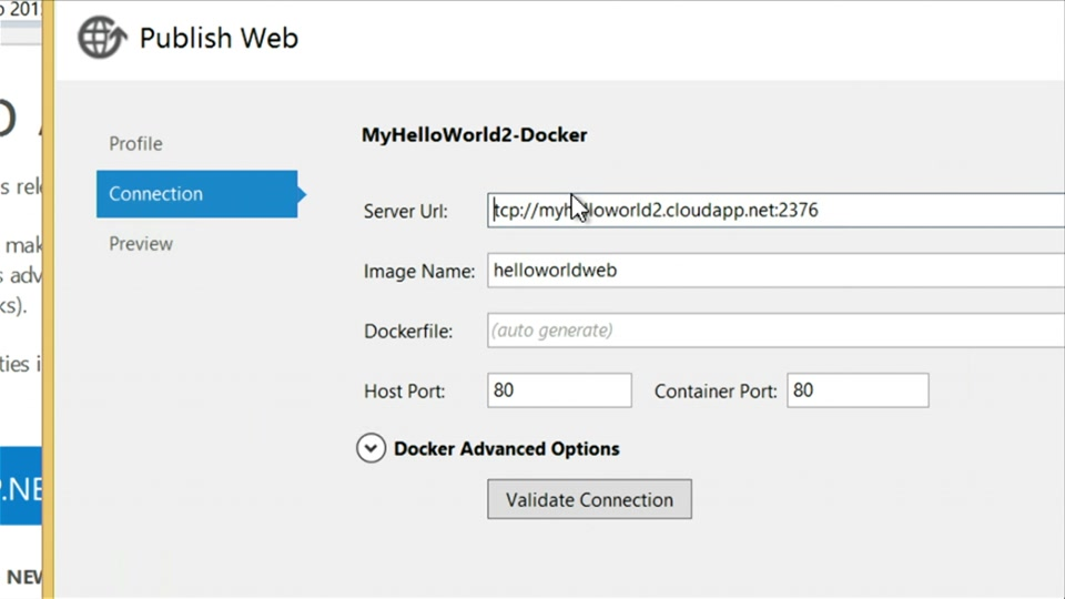 Deploy your ASP NET 5 App to a Docker Container in five minutes