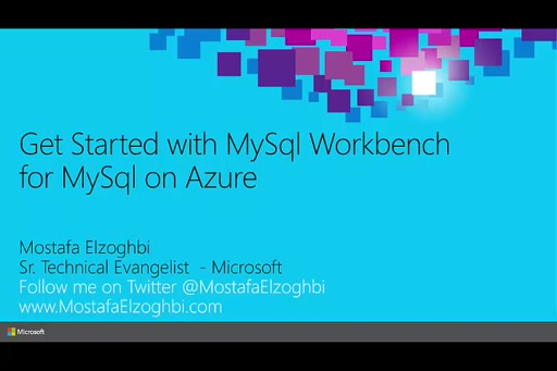 Get Started with MySQL Workbench for MySQL databases on Azure