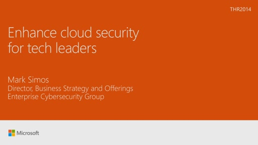 Enhance cloud security for tech leaders
