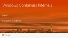 Windows Containers Internals