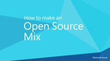 How to make an Open Source Mix