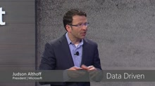 Keynote- Empowering the data driven journey