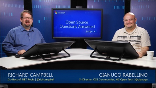 Open Source Questions Answered: (07) Microsoft Open Tech