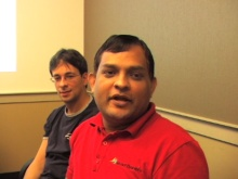 A preview of Dynamics AX 2009 with the Dynamics team