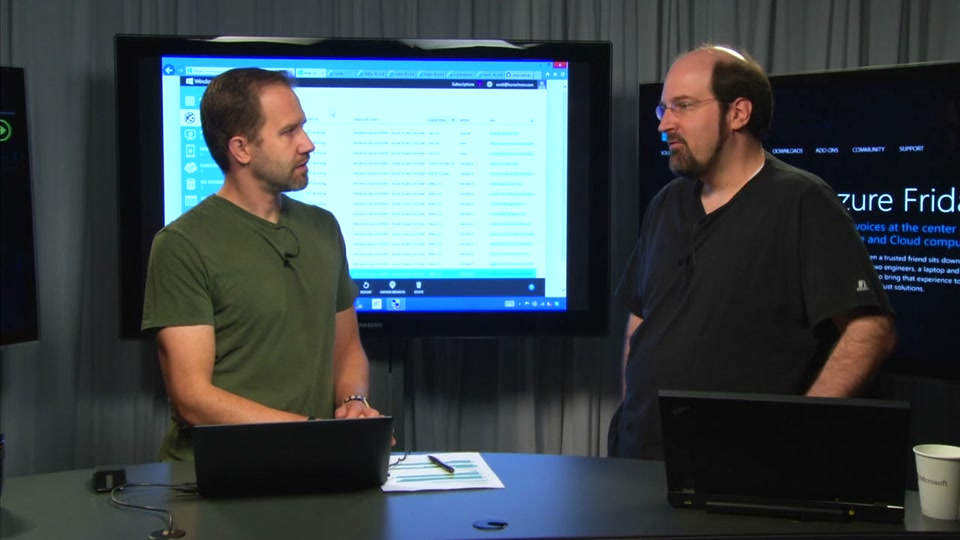 Moving Apps to the Azure: What changes? - with Stefan Schackow