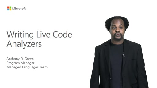 Improve your Code Quality Using Live Code Analyzers