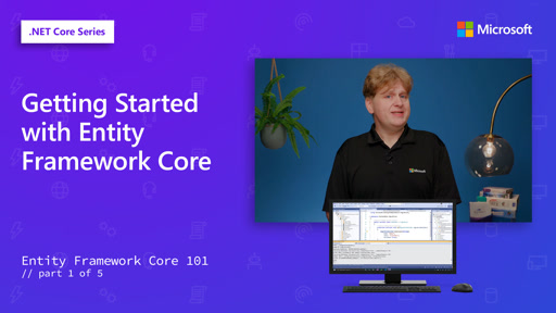 Getting Started with Entity Framework Core [1 of 5]