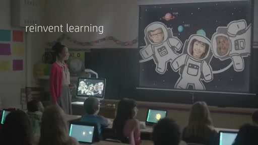 HP and Microsoft Reinvent the Classroom