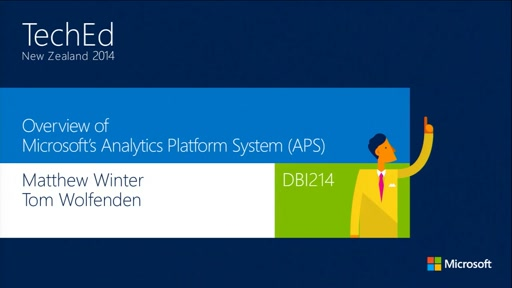 Overview of Microsoft Analytics Platform Solution
