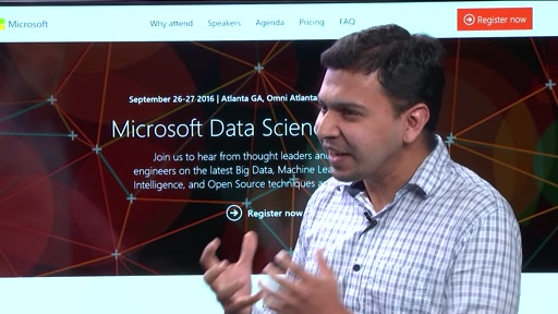 Real time streaming talks at the 2016 Microsoft Data Science Summit