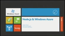 Node.js and Windows Azure