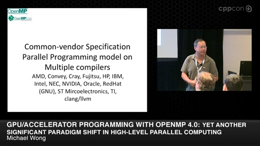 GPU/Accelarator Programming with OpenMP 4.0: Yet Another Significant Parallel Shift in High-Level Parallel Computing