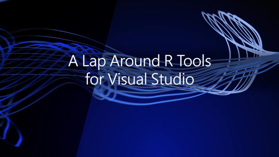 R Tools for Visual Studio 2017 | Connect()
