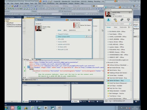 Time to get Lync'ed up: a developer's perspective