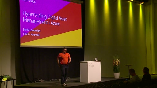Digital Asset Management i Azure