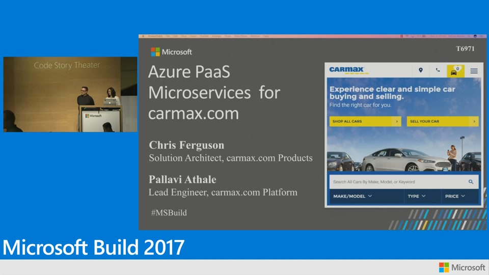 Automated provisioning of Azure Functions on CarMax.com