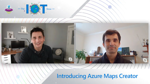 Introducing Azure Maps Creator