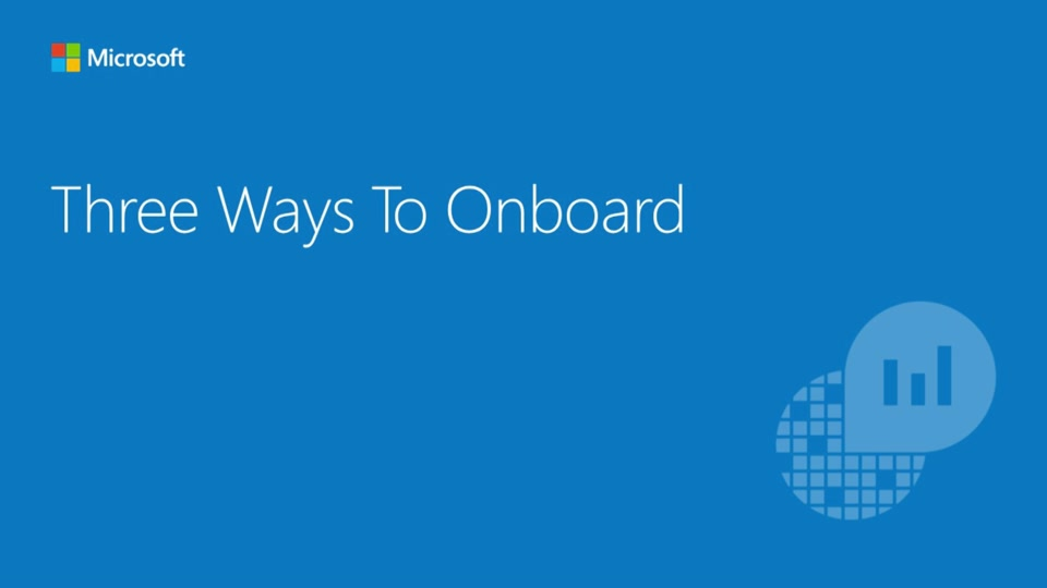 3 Ways to Onboard to OpInsights