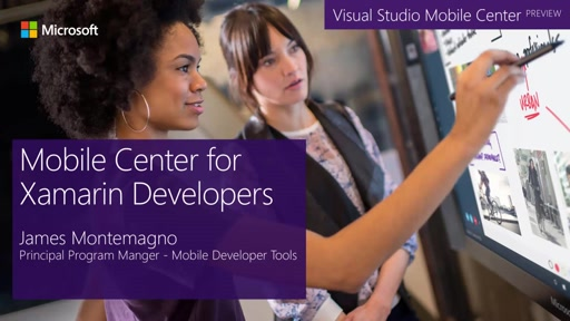 Mobile Center for Xamarin Developers