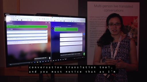 Tech Showcase: Microsoft Translator Live