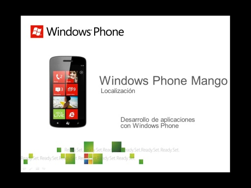 Utilizando el GeoCoordinateWatcher en Windows Phone
