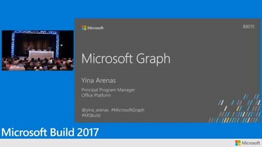 Microsoft Graph: Build better apps with the API to your organization