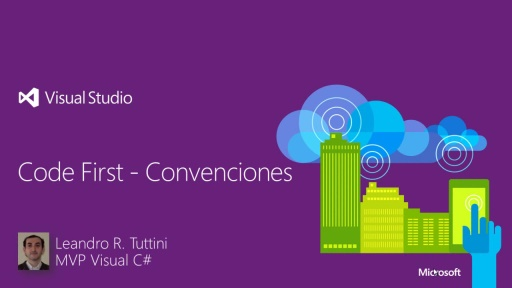 #100devdays Code First - Convenciones
