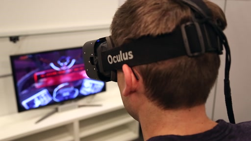 CES2014: Oculus VR Crystal Cove In-Depth and Hands-On