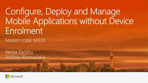 Configure, Deploy and Manage Mobile Applications without Device Enrolment