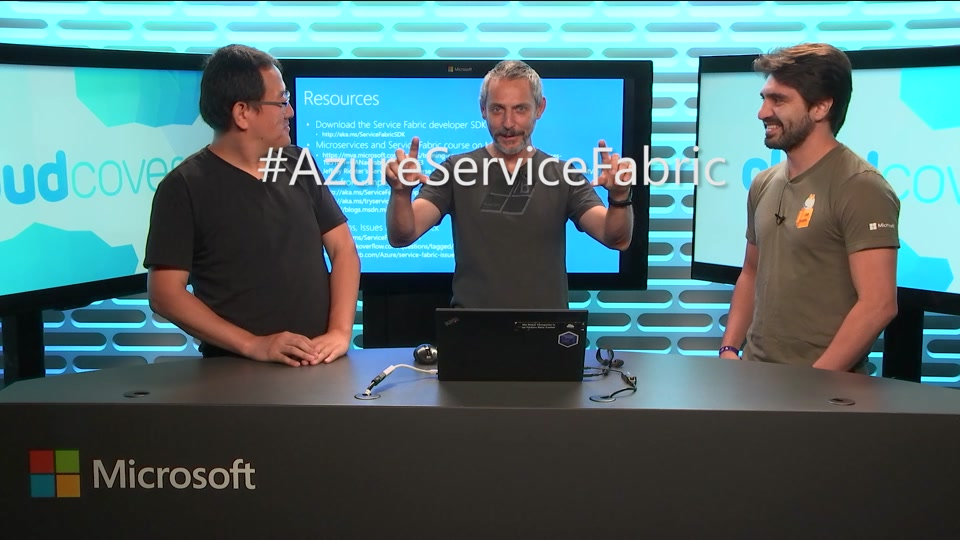 Episode 210: Service Fabric Series (1 of 3) - Introduction