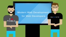 Riding the Modern Web: Top reasons to adopt modern development for a Web Developer